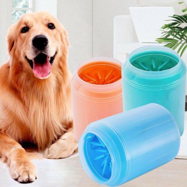 Acessórios para animais de estimação ,lavador de pés de cão - Loja Oficial   XploudShop