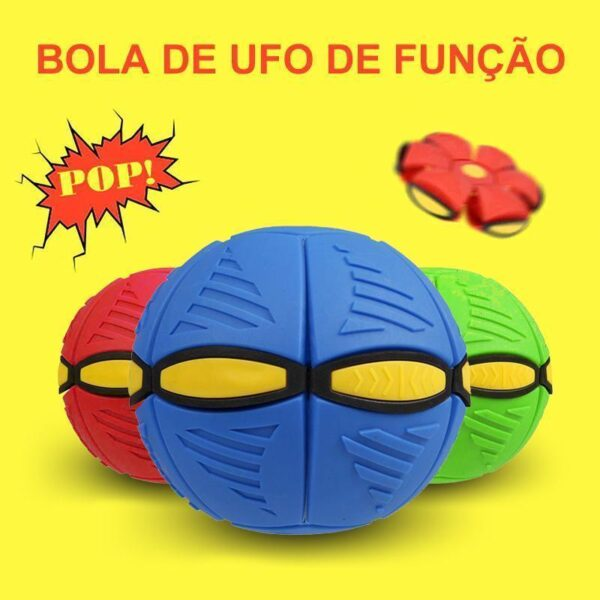 Bola UFO Multi-Funcional de Descompressão Mágica - Loja Oficial | XploudShop