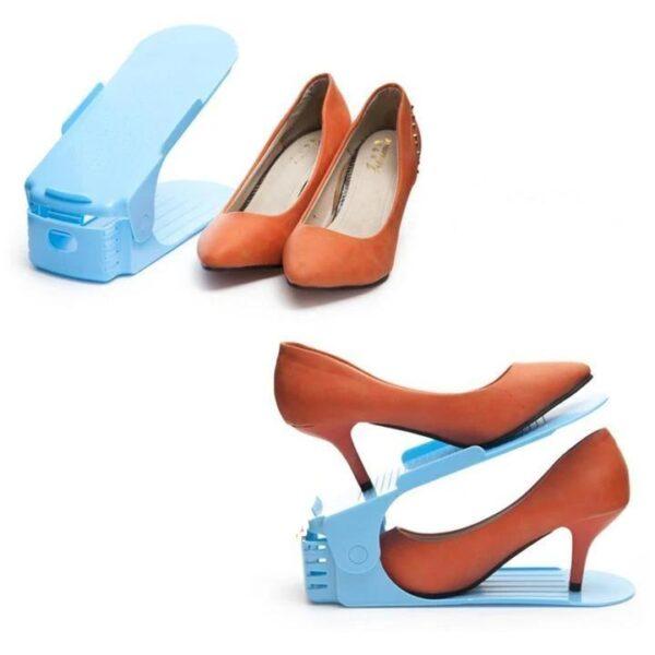 Organizador de Sapatos Regulável - Pague 8 e Leve 10 - Frete Grátis - Loja Oficial | XploudShop