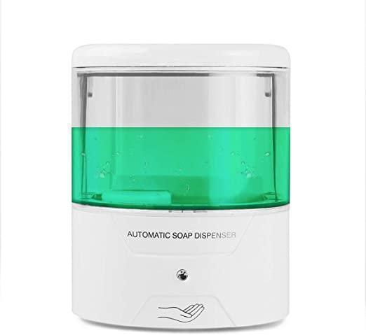 Porta Álcool Gel de Parede com Sensor Automático 600 ml - Loja Oficial | XploudShop