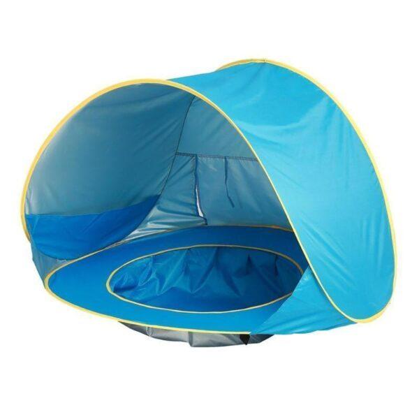 Baby Tent - Barraca Piscina Anti-UV - Loja Oficial | XploudShop