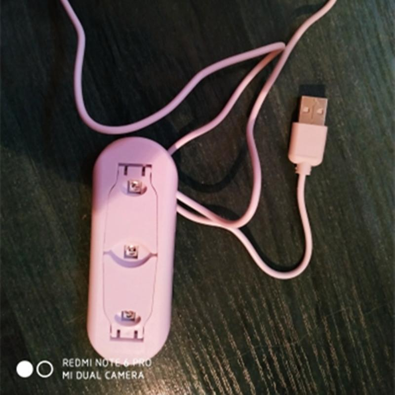 Mini Cabine Estufa Secadora de Unhas UV LED Gel USB Portátil - Loja Oficial   XploudShop