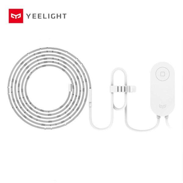 Fita Yeelight LED Inteligente Lightstrip Plus Luz RGB Programável 2 Metros - Loja Oficial   XploudShop
