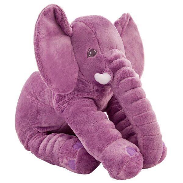 Elefante de Pelúcia Gigante Super Macio Brinquedo Almofada - Loja Oficial   XploudShop