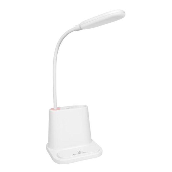 Luminaria Touch de Estudo Multiuso Carregador de Celular USB - Loja Oficial | XploudShop