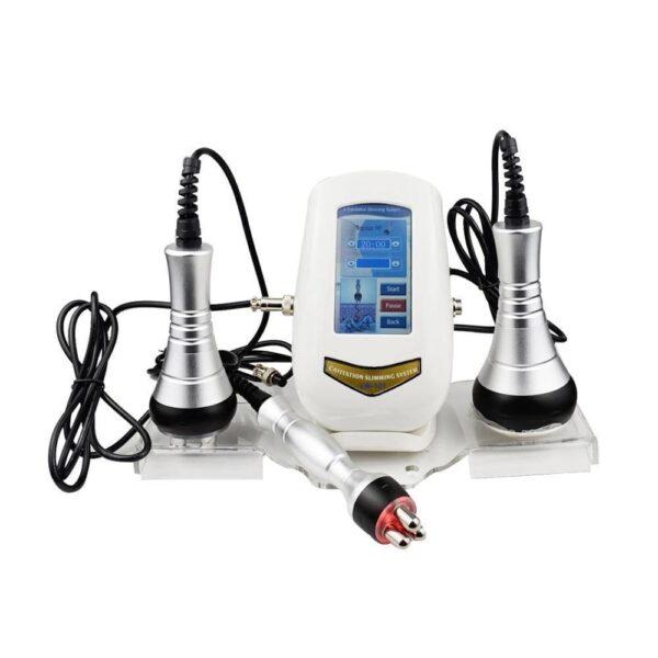 40kMax - Aparelho Ultrasom Cavitação Radiofrequência Lipocavitação Perda de Peso Rejuvenescimento Anti-Rugas Profissional - Loja Oficial | XploudShop