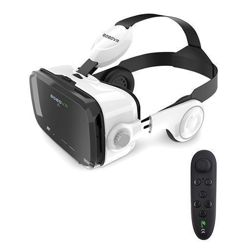 Smart Visor Z4 Óculos Realidade Virtual para Smartphone com Controle - Loja Oficial   XploudShop
