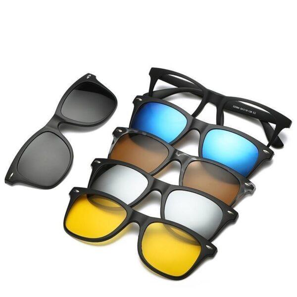 Óculos Magnético 6 em 1 - Loja Oficial | XploudShop