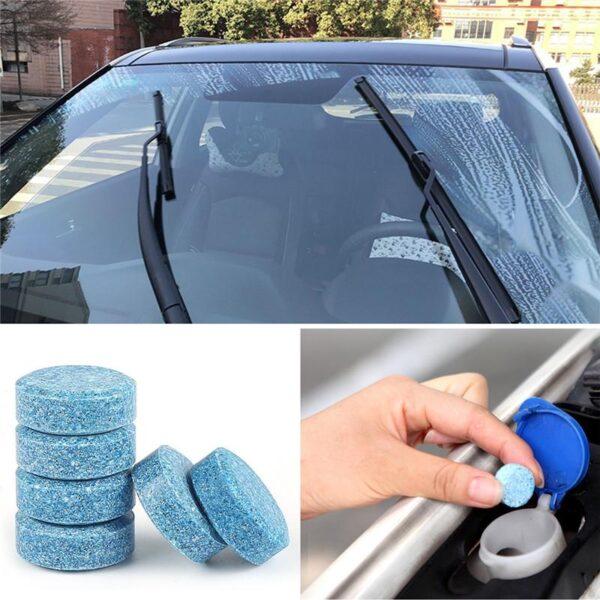 Drive Clean - Limpador de Parabrisa Tablet Efervescente Limpa Vidros Automotivos - Loja Oficial | XploudShop