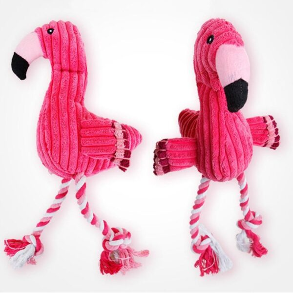 Brinquedo Lã para Cachorros de Mastigar com Apito - Loja Oficial | XploudShop