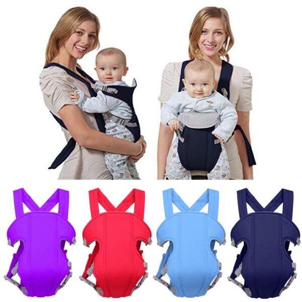 Mochila Canguru Transporte de Bebês Cores Diversas Baby Confort Slim - Loja Oficial | XploudShop