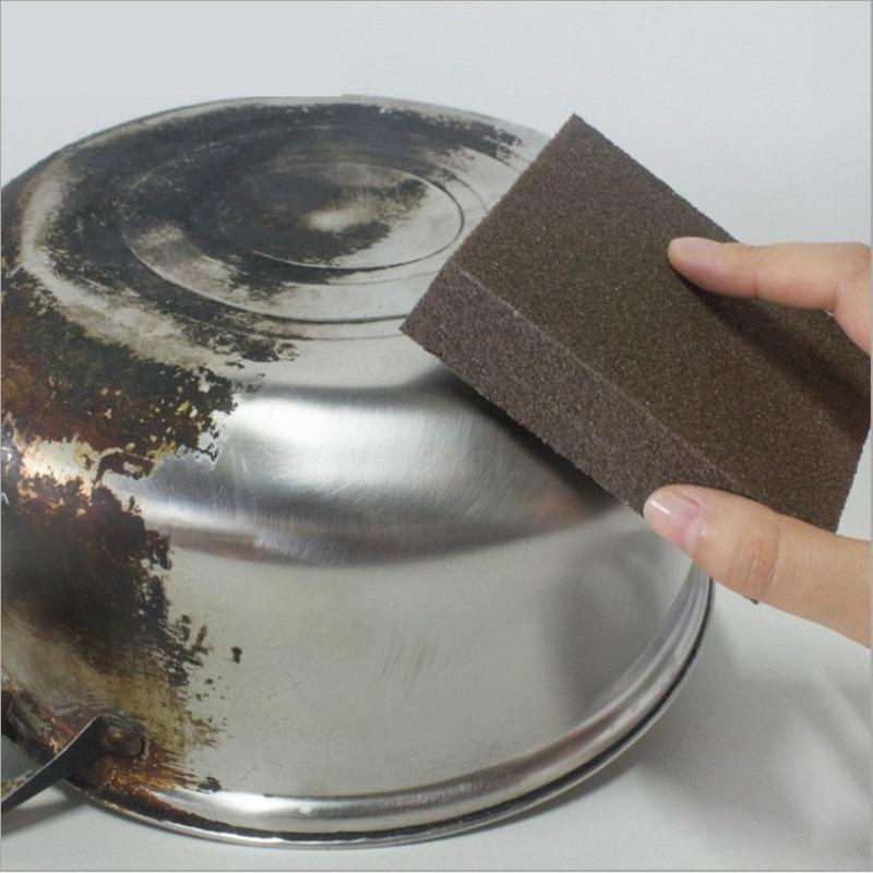 Esponja Mágica Removedora de Ferrugem Limpeza Fornos Formas Panelas Inox Carboneto de Silício e Alumina - Loja Oficial | XploudShop