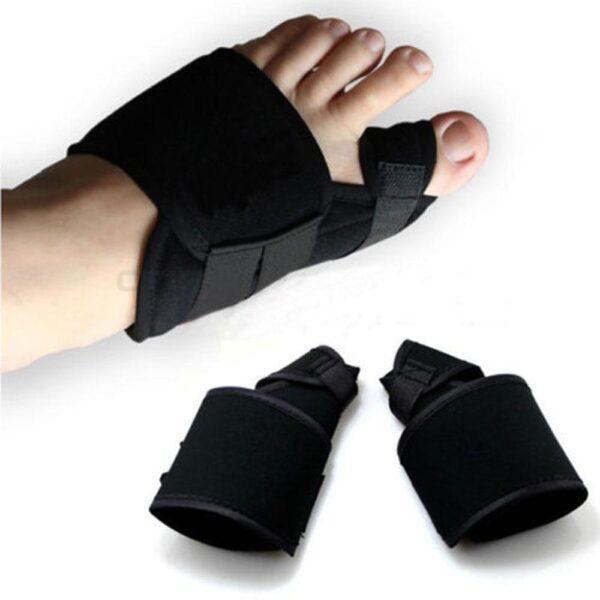 Reparador Corretor de Joanete Ajustável Tratamento Ortopédico (2 Peças) - Loja Oficial | XploudShop