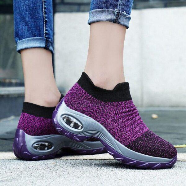 AirFlow - Sapatos/Tênis Confortáveis de Massagem com Almofada de Ar - Loja Oficial | XploudShop