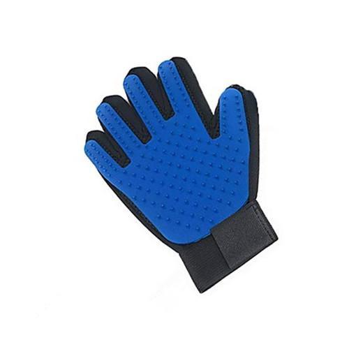 Clean Glove Luva de Silicone Massageadora e Removedora de Pelos Pets Animais Estimação - Loja Oficial   XploudShop