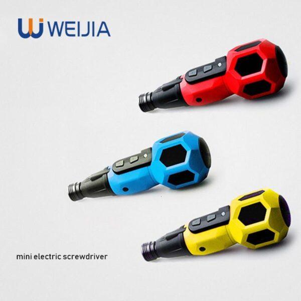 Mini Chave de Fenda Elétrica Portátil e Recarregável 3.6V USB - Loja Oficial | XploudShop