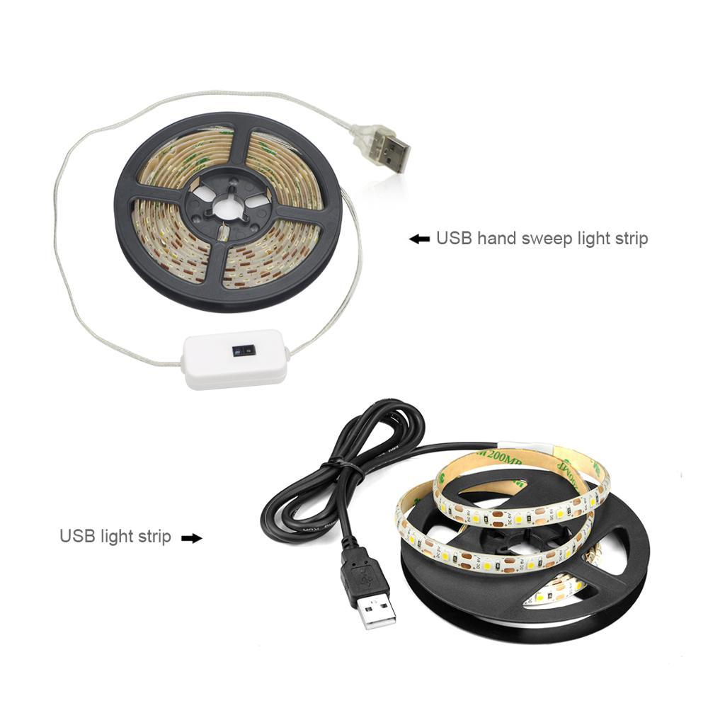 Luz de LED Backlight Fita de Iluminação para Cozinha e TV com Sensor de Movimento - Loja Oficial | XploudShop