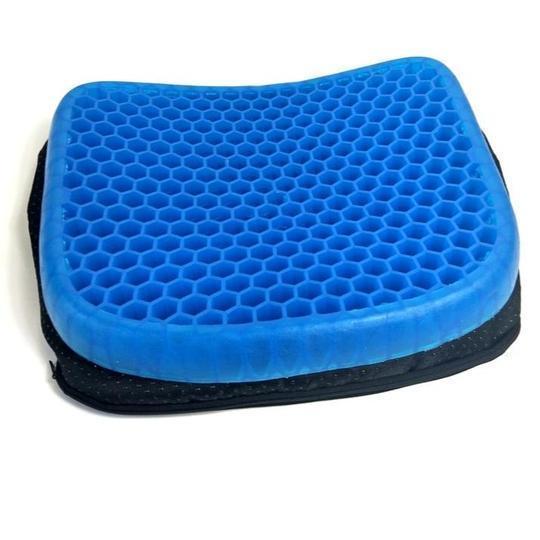 Almofada de Assento Ortopédica em Gel Massageador Ar Livre - Loja Oficial | XploudShop