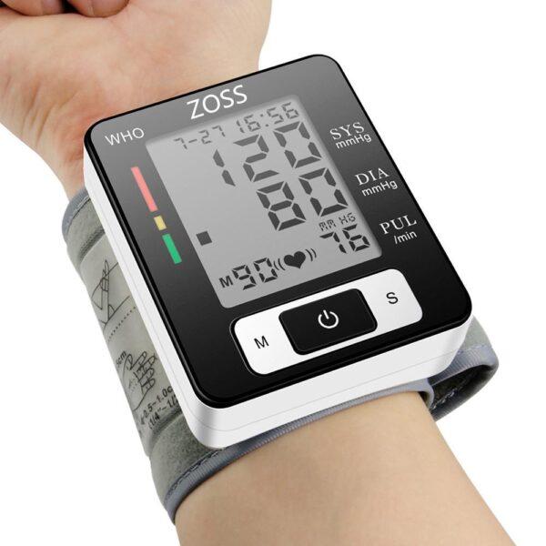 Aparelho de Medição de Pressão Sanguínea e Batimentos Cardíacos Pulso - Loja Oficial | XploudShop