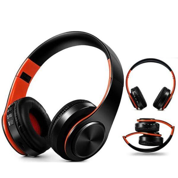 Fone De Ouvido Bluetooth Headset Portátil Headphone Sem Fio Dobrável - Loja Oficial | XploudShop