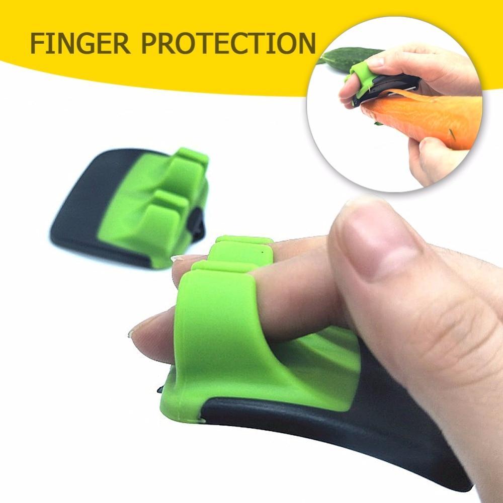 Descascador de lâminas de dedo - Loja Oficial | XploudShop
