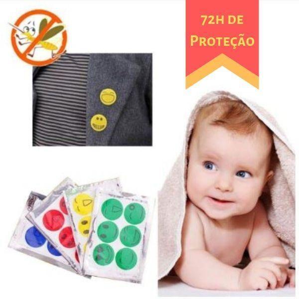 Repelente Infantil Adesivo - Loja Oficial   XploudShop