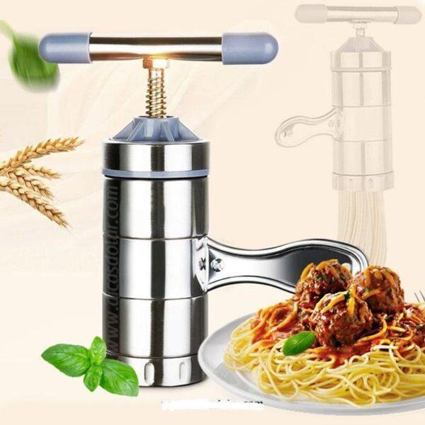 Pasta Maker - Super máquina para massas e condimentos - Loja Oficial | XploudShop