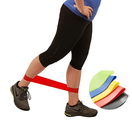 5 Peças de Elástico de Resistência Fitness - Loja Oficial | XploudShop