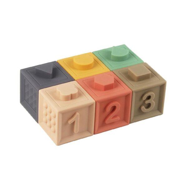 3D Blocks - Novos Blocos de Montar para Bebês - Loja Oficial | XploudShop