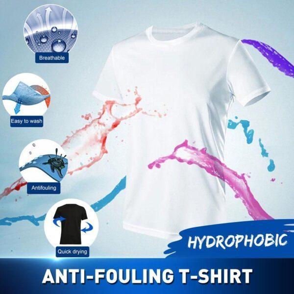 (40% DESCONTO) Camiseta impermeável IDRY® - Loja Oficial   XploudShop