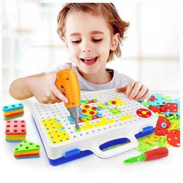 Creative Puzzle - O Brinquedo Educacional - Loja Oficial   XploudShop