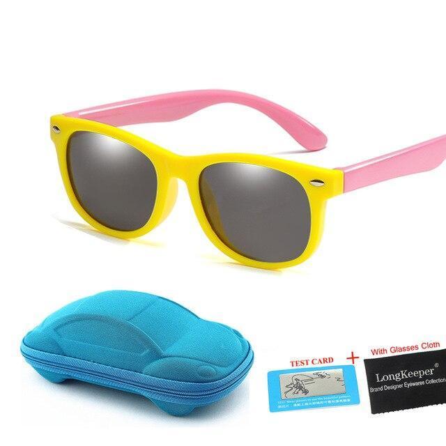 BABY CLASS - Óculos Infantil + Case de Carrinho - Loja Oficial | XploudShop