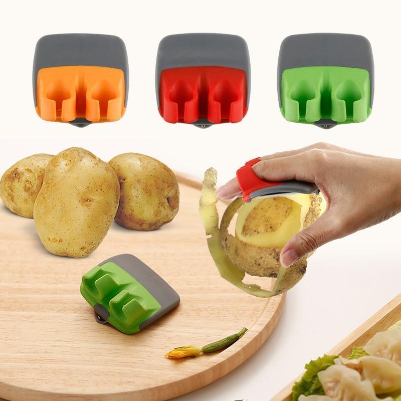 Descascador de Frutas/Legumes/Verduras - Aço Inoxidável - Loja Oficial | XploudShop