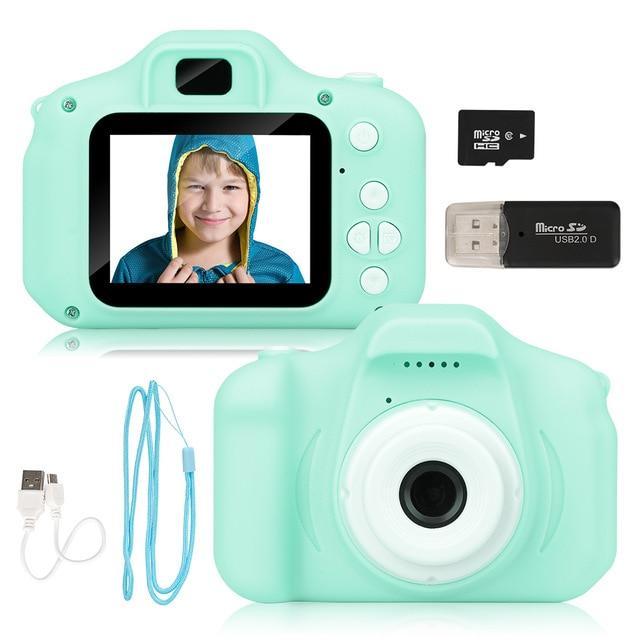 Câmera Infantil Digital - O Kit mais completo do Brasil! - Loja Oficial   XploudShop