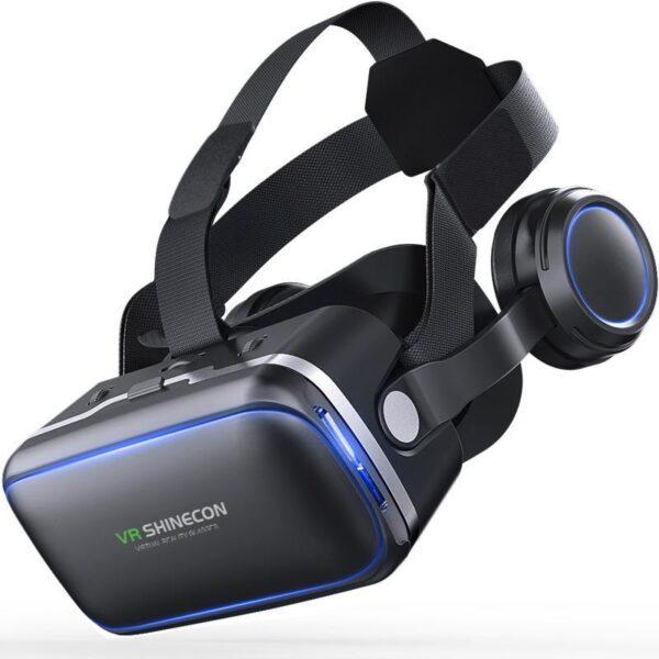 Óculos de Realidade Virtual G06E VR 6.0 - Loja Oficial | XploudShop