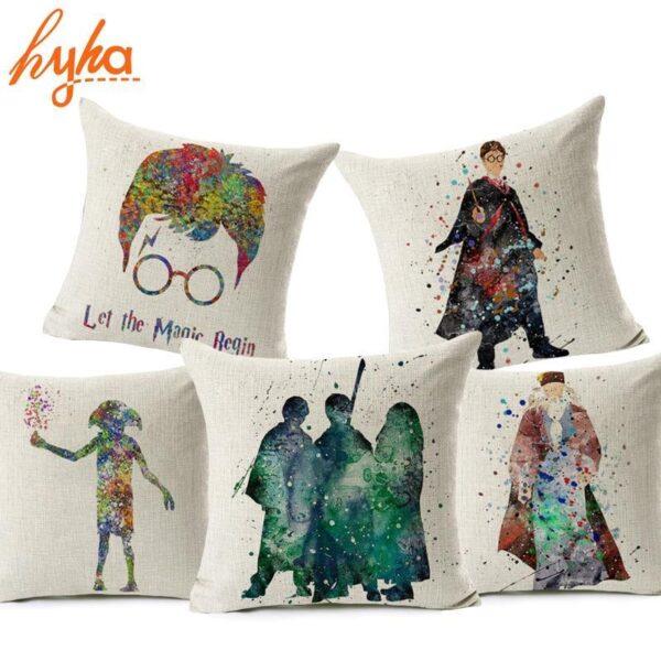 Almofadas Decorativas do Harry Potter - Loja Oficial | XploudShop