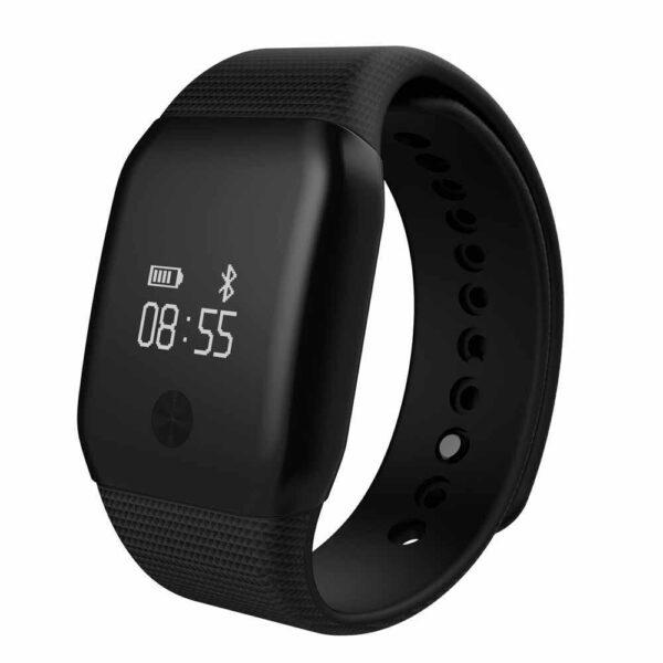 Smartwatch  OLED Fitness Tracker a Prova D'água IOS Android Bluetooth - Loja Oficial   XploudShop
