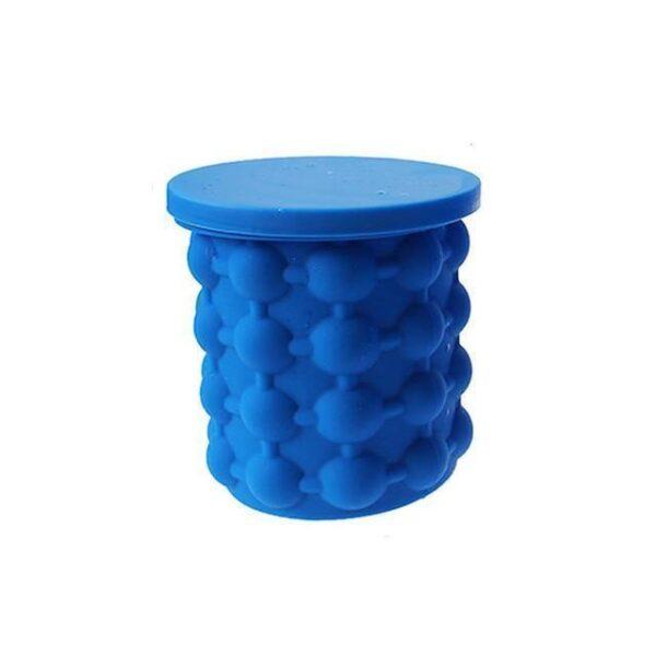 Ice Cube Maker - Forma Mágica de Silicone Criadora de Cubos de Gelo - Loja Oficial | XploudShop