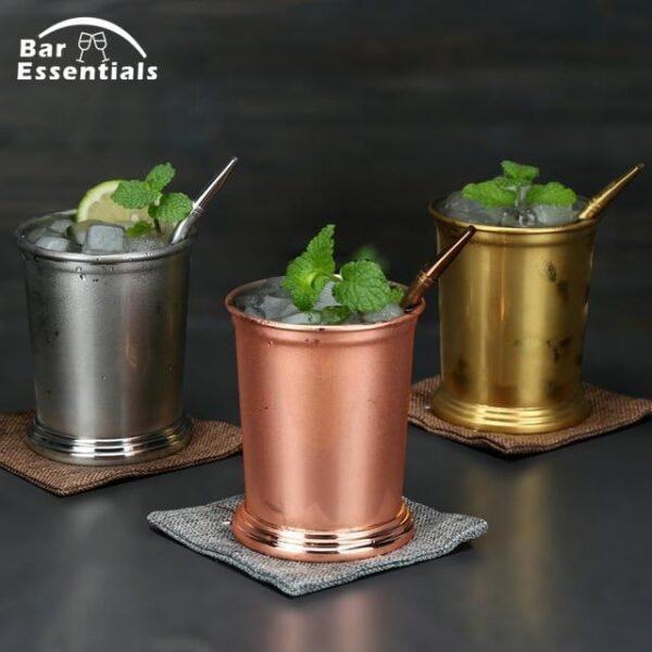 Copo de Drinks em Aço Inoxidável - Multi coquetéis 400ml - Loja Oficial   XploudShop