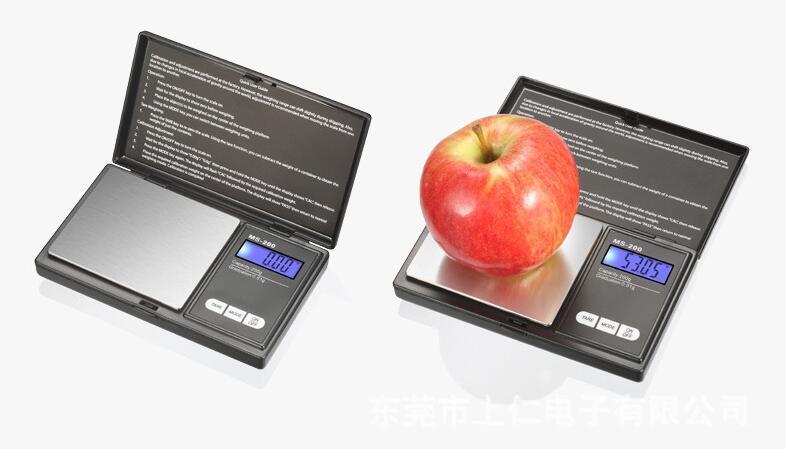 Balança Digital Alta Precisão - 0.01 a 100g - Loja Oficial | XploudShop
