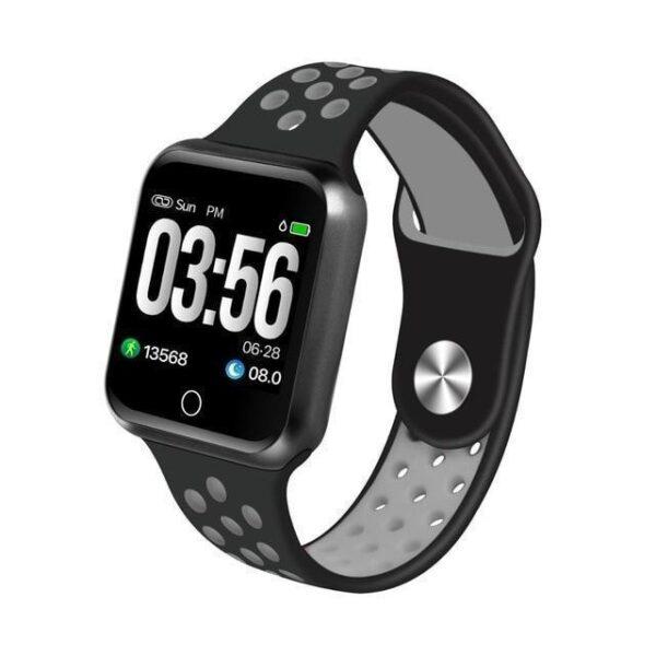 Smartwatch  A Prova D'Água com Monitoramento de Atividades Físicas Pressão Arterial Batimentos Cardíacos - Loja Oficial   XploudShop