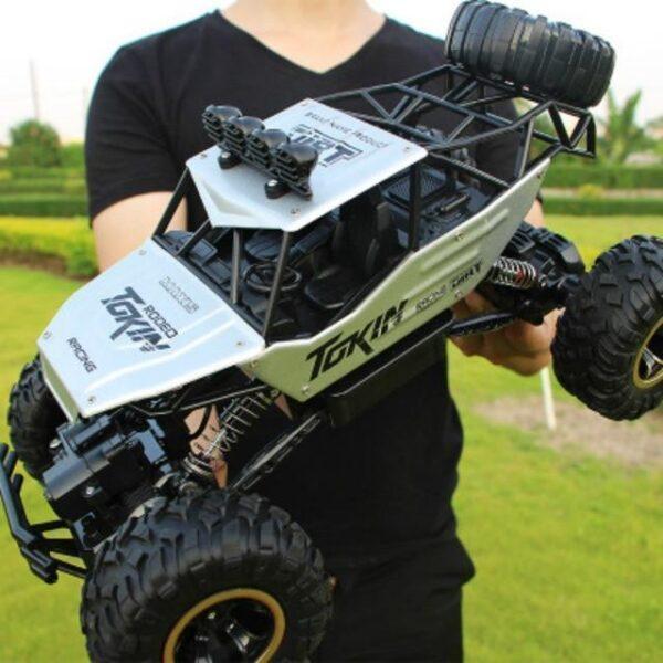 Muscle Xtreme 4x4 | Carro de Controle Remoto Off-Road Racing - Loja Oficial | XploudShop