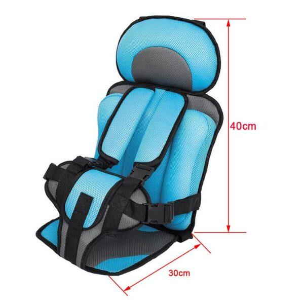 Assentos ajustável e portátil - 6 meses a 5 anos de idade - Loja Oficial | XploudShop