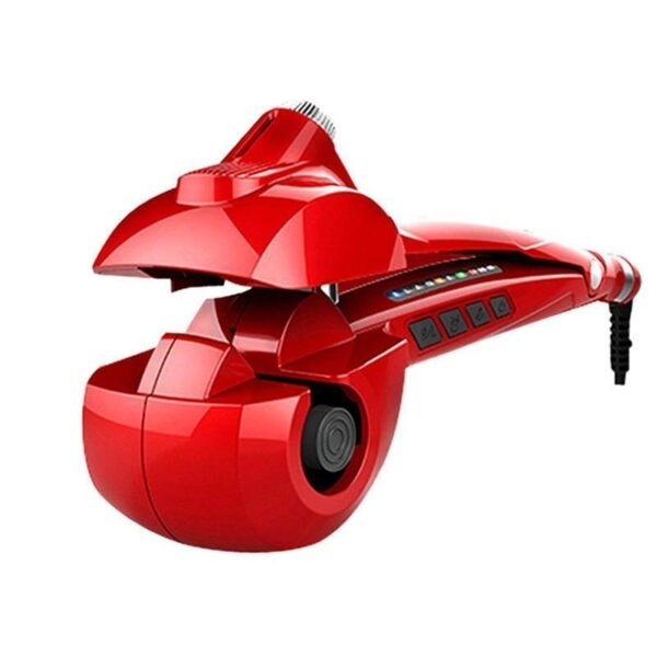 Curling Rotativa Alisadora de Cabelo e Modeladora de Cachos Spray de Vapor - Loja Oficial | XploudShop
