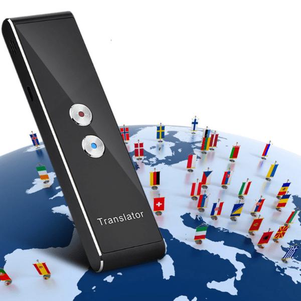 Tradutor Instantâneo de Voz - Tradução de Vários Idiomas - Loja Oficial | XploudShop